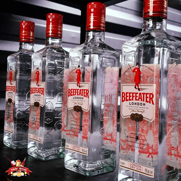 Gin Beefeater London