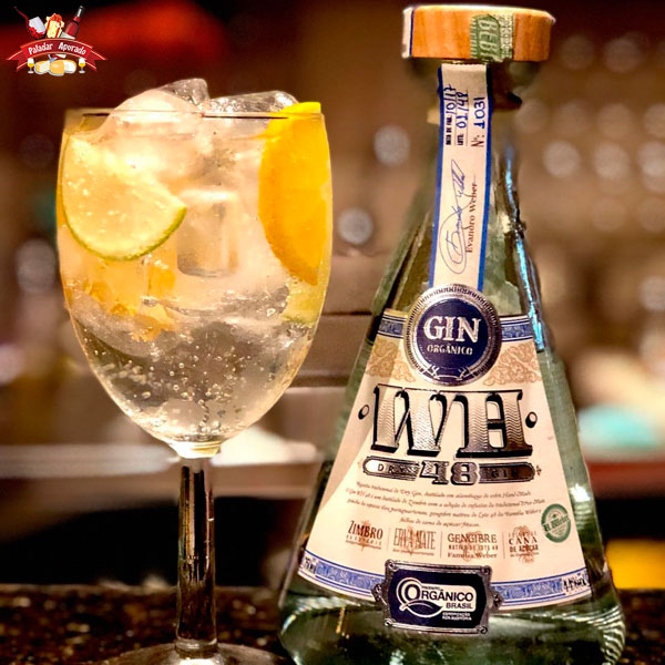 Dry Gin WH 48