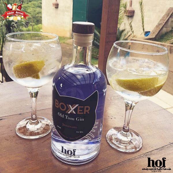 Boxxer Old Tom Gin